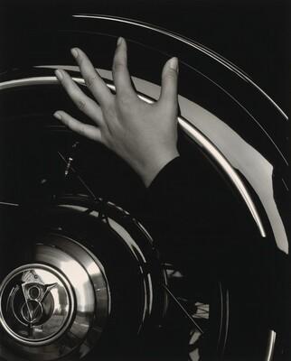 Georgia O'Keeffe—Hand and Wheel