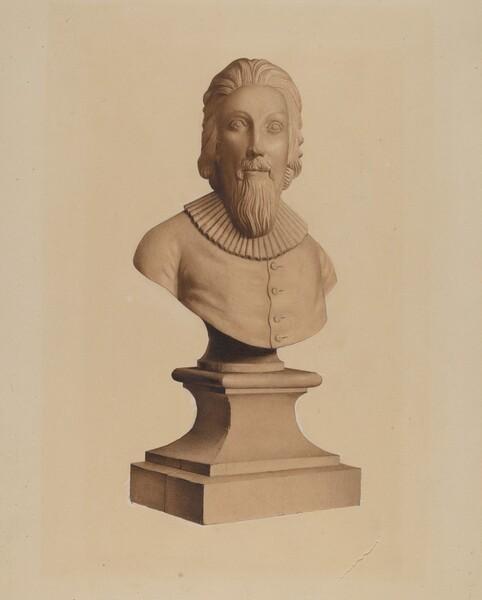 Bust of Gov. John Winthrop