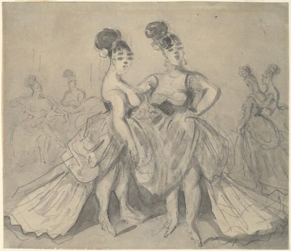 Two Women of Pleasure