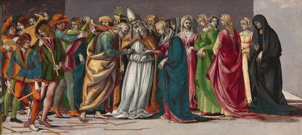 The Marriage of the Virgin
