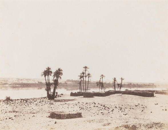 Dakkeh, Village et Rives du Nil (Village and banks of the Nile, Dakkeh)