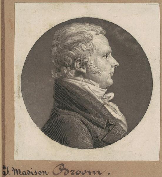 James Madison Broom