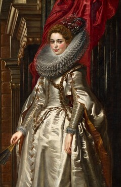 Sir Peter Paul Rubens, Marchesa Brigida Spinola Doria, 16061606