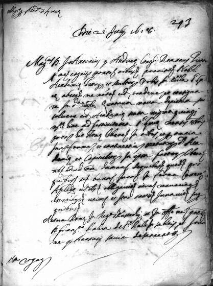 ASR, TNC, uff. 15, 1618, pt. 3, vol. 77, fol. 293r