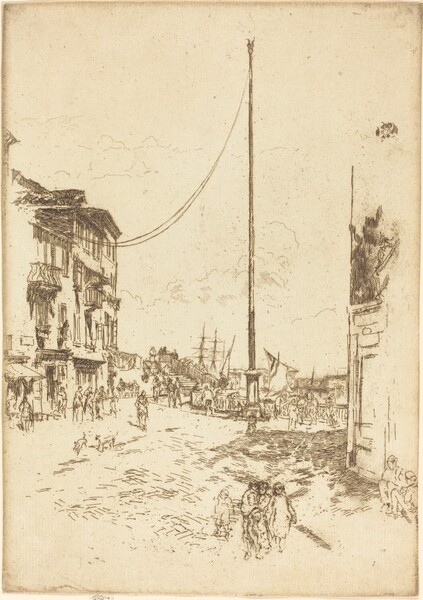 The Little Mast