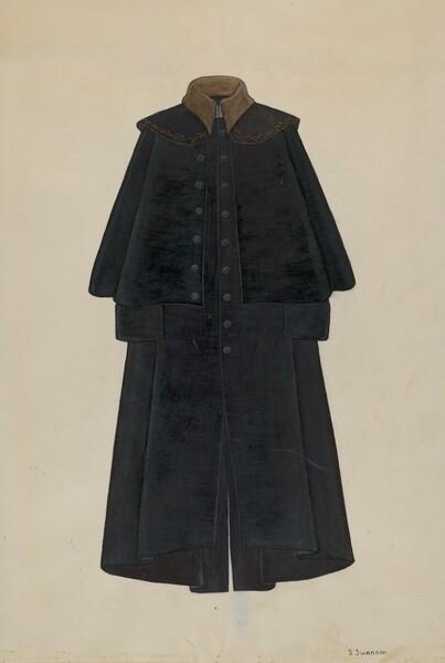Overcoat, T. Jefferson