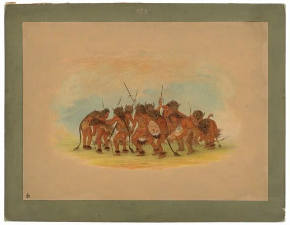 Buffalo Dance - Mandan