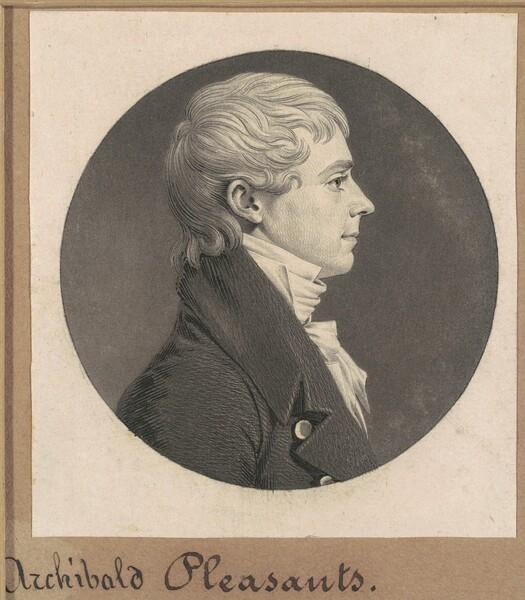Archibald Pleasants, Jr.