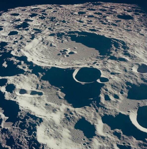 Apollo 11 Moon View