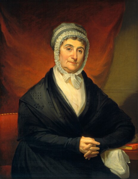 Ann Old Coleman (Mrs. Robert Coleman)