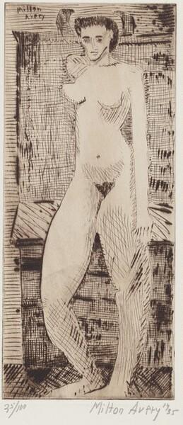 Young Girl Nude