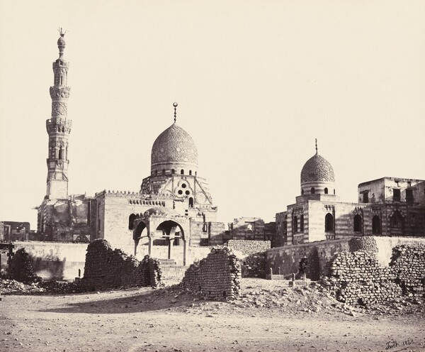The Mosque of Kaitbey