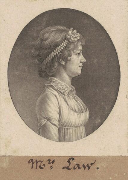Elizabeth Parke Custis Law