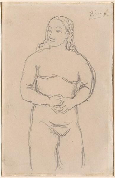 Female Nude [recto]