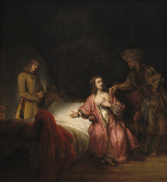 Joseph Accused by Potiphar