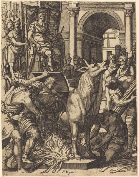 The Brazen Bull of Phalarus
