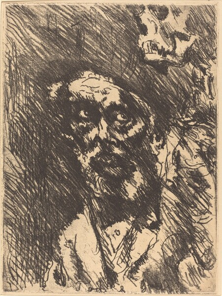 Tod und Greis (Death and the Old Man)