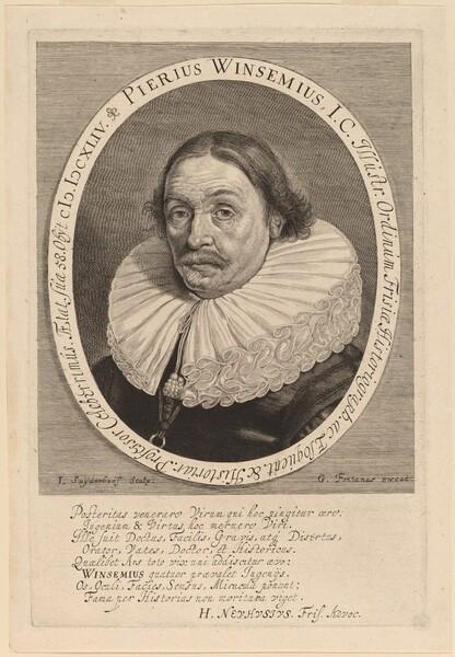 Petrus Winsemius