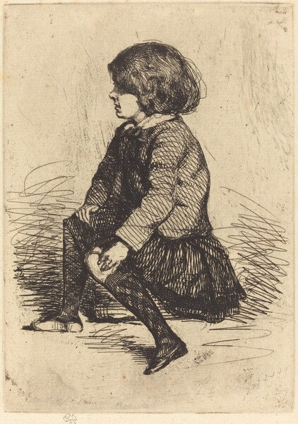 Seymour, Seated