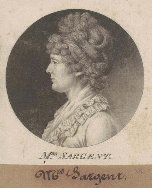 Mary Hawley Macintosh Williams Sargent