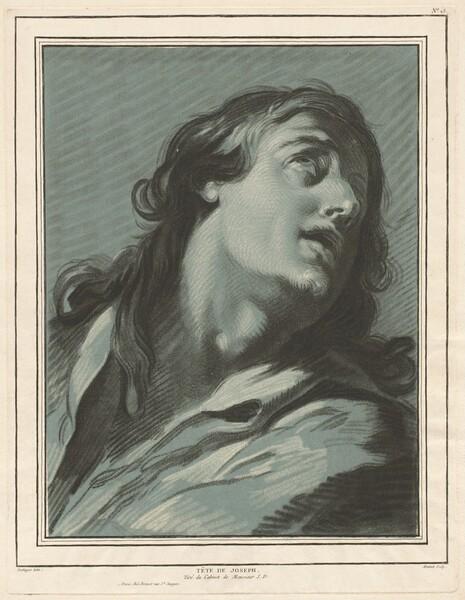 Tête de Joseph (Head of Joseph)