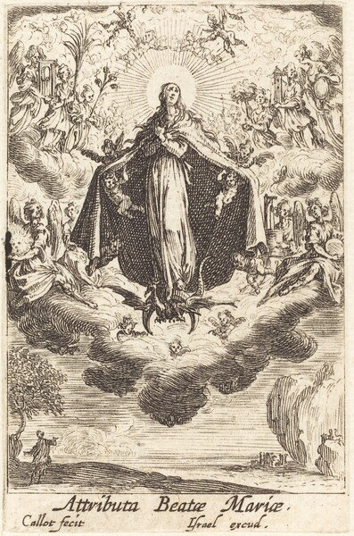 Attributes of the Virgin