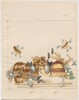 Freydal, The Book of Jousts and Tournaments of Emperor Maximilian I: Combats on Horseback (Jousts)(Volume I): Plate 68