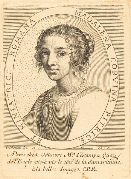 Maddalena Corvina