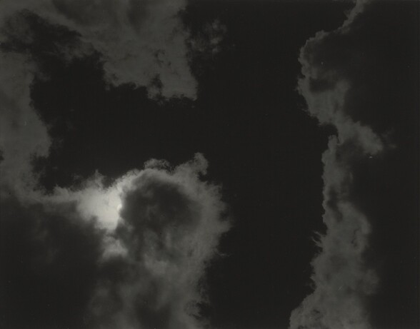 Portrait of Georgia, No. 3 or Songs of the Sky