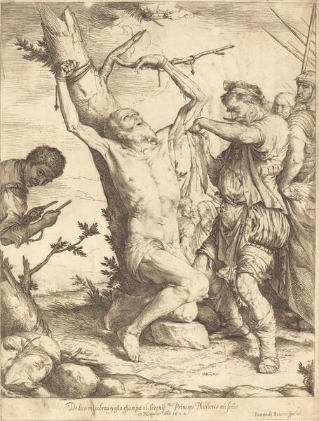 The Martyrdom of Saint Bartholomew