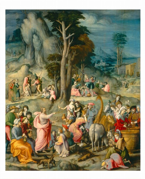 The Gathering of Manna