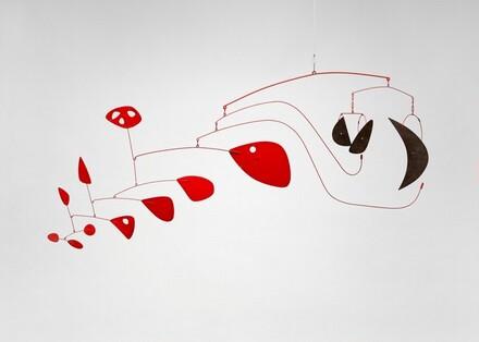 Alexander Calder, Triple Gong, 1951