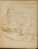 Skizze für Frühe Menschen, Notizen (Sketch for Early Men with Notation) [p. 11]