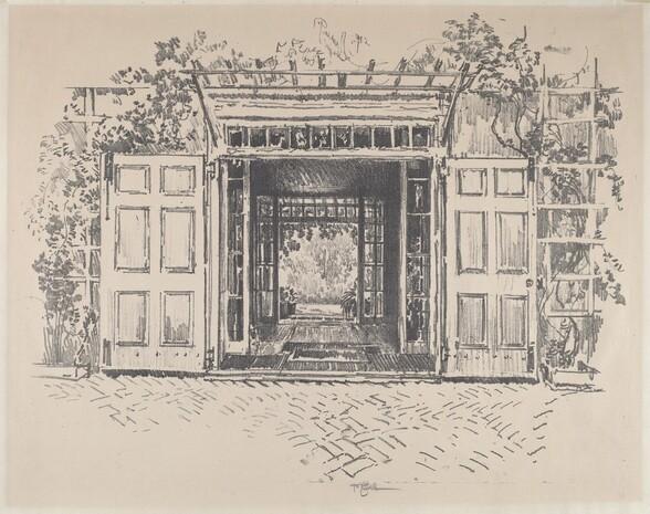 Doorway, Wyck
