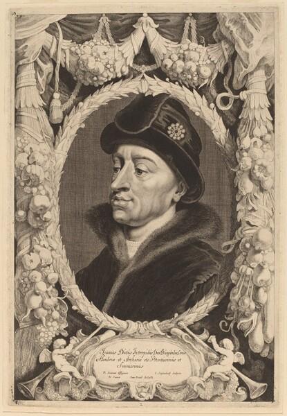 John the Fearless, Duke of Burgundy