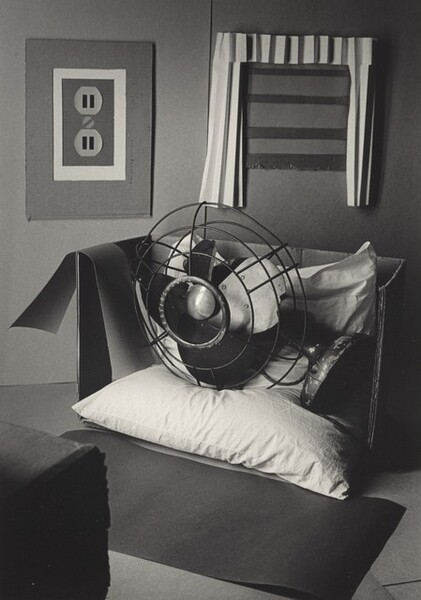Fan as Eudemonist: Relaxing after an Exhausting Day at the Beach