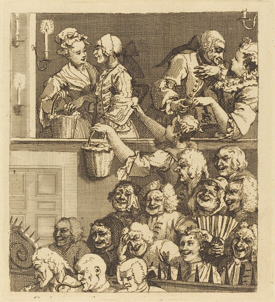 The Laughing Audience