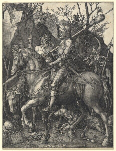Knight, Death and Devil