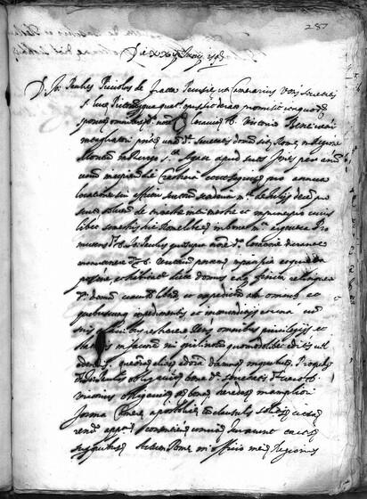 ASR, TNC, uff. 11, 1593, pt. 2, vol. 26, fol. 287r