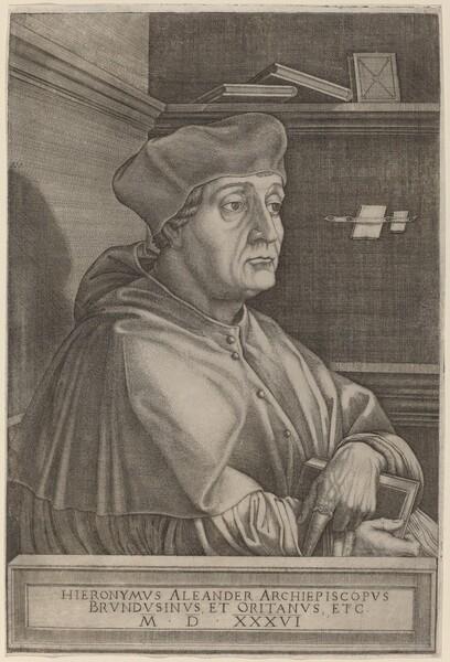 Hieronymus Alexander, Archbishop of Brindisi