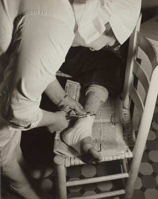 Frontier Nursing Service, Kentucky