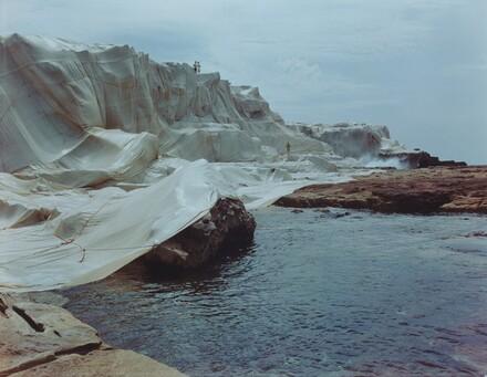 Wrapped Coast, Little Bay, Sydney, Australia, 1968-1969