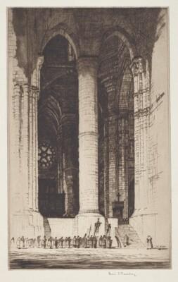 Transepts of Strasbourg
