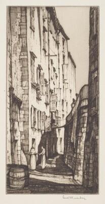 Rue des Petites Soeurs, Grasse
