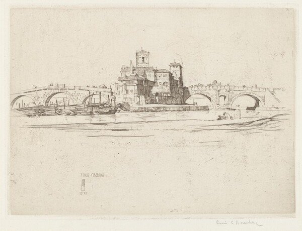 Island in the Tiber, Rome