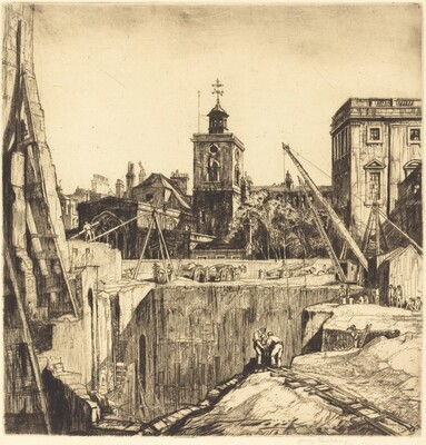 Saint Olave's, Crutched Friars