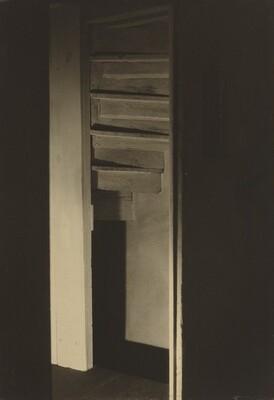 Doylestown House--Stairwell
