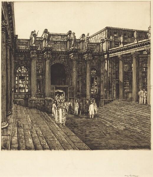 Lothbury Court, Bank of England