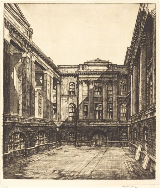 Governor's Court, Bank of England
