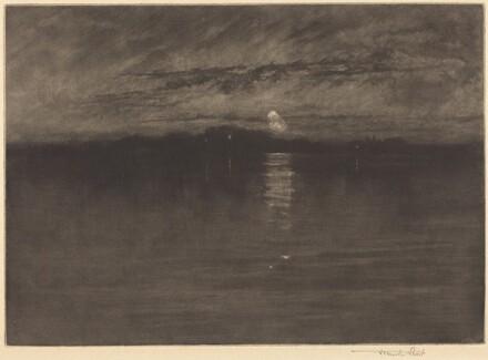 When the Weary Moon Was In the Wane, Dort